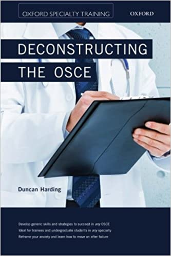 Deconstructing the Osce (Oxford Specialty Training): Amazon co uk