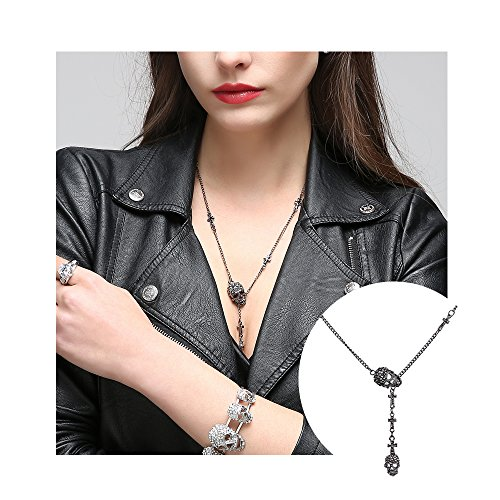 Daily Pendant Necklace Gothic Necklaces