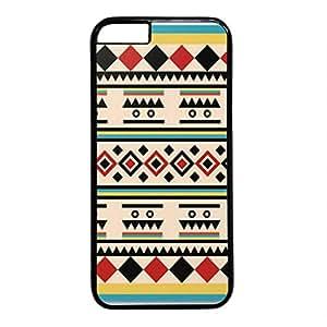 iPhone 5C Case, iCustomonline Tribal Pattern Designs Soft TPU Case Cover for iPhone 5C Black