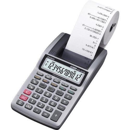 Hand-Held Printing Calculator Hand-Held Printing Calculator