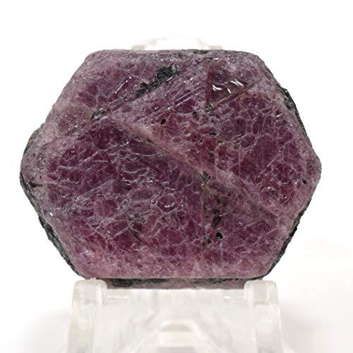 205 Carat Red Ruby Stone Specimen Natural Sparkling Crystal Cab Red Corundum Mineral Gemstone Rock for Cabbing - Madagascar