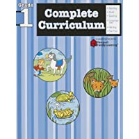 Complete Curriculum: Grade 1 (Flash Kids Harcourt Family Learning)