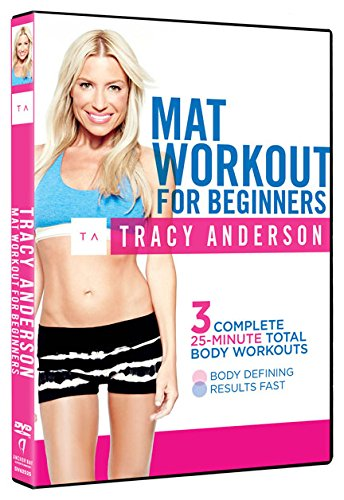 DVD : Tracy Anderson: Mat Workout for Beginners (DVD)