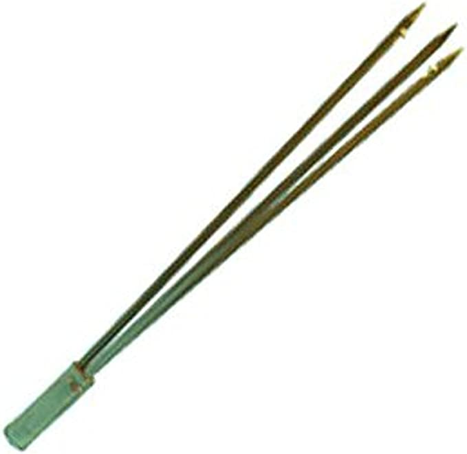 Pole Spear 3 Point 6 Inch Barbed Trident Tip 6mm Scuba Skin Diving Fishing HA08 for sale online
