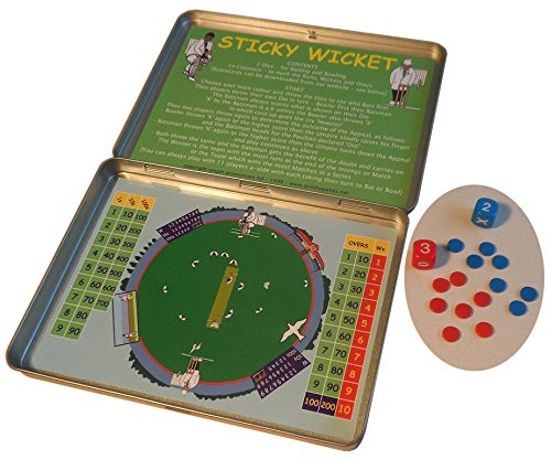 Sticky Wicket QUIKKY GAMES Cricket