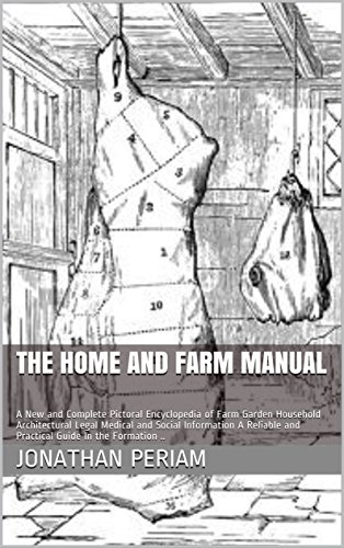 [R.e.a.d] The Home and Farm Manual: A New and Complete Pictoral Encyclopedia of Farm Garden Household Architec<br />WORD