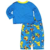 Pokémon Boys Top With Flannel Pants Pajamas