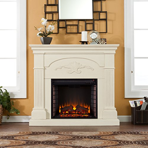 Sicilian Harvest Electric Fireplace Ivory In The UAE