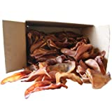 Jones Bones Pig Ears Smoked 100pk