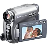 JVC GRD750 MiniDV Camcorder with 34x Optical Zoom (Discontinued by Manufacturer)