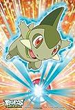 Pocket Monsters Best Wishes 150 Piece Mini Puzzle Kiba Gore 150-334 (japan import)