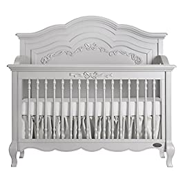 Evolur Aurora 5-in-1 Convertible Crib