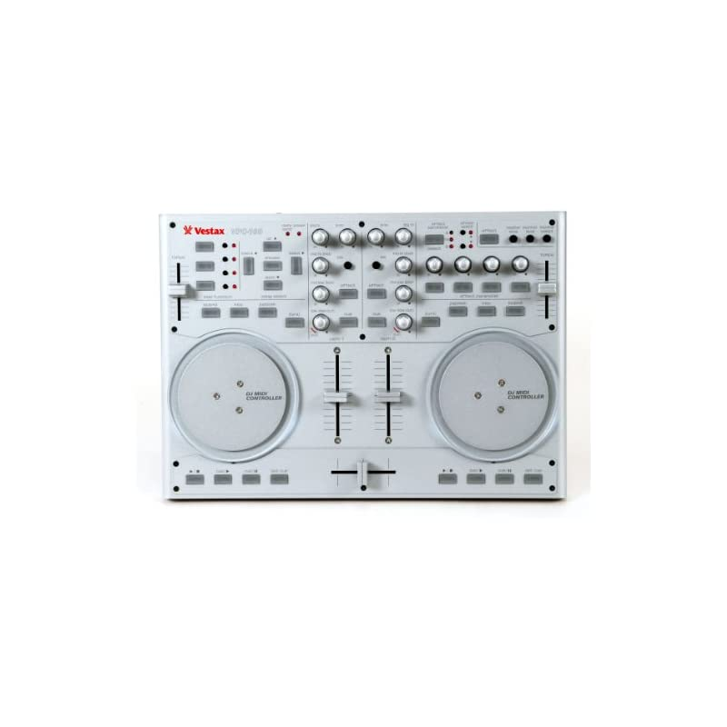 Vestax VCI-100 USB MIDI DJ Controller wi