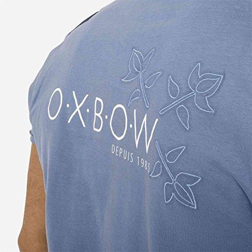 OXBOW Cavan Polo Shirt dunkelgraue