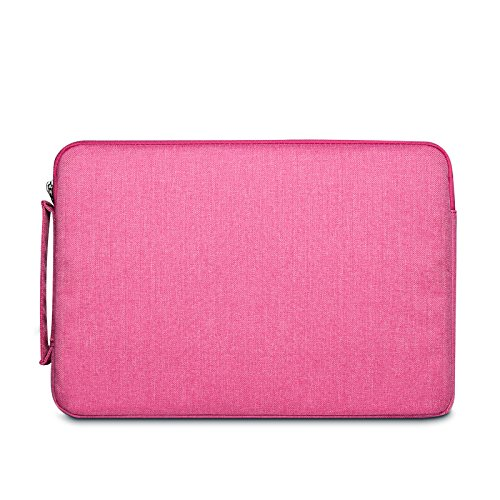 6 Tablet 15 New case inch the Waterproof 15 Inch All 15 Material Business Laptop with Case display for MacBook Macbook Bag Protective Sleeve Carrying Laptop Case Sleeve Notebook Pink 15 6 TechCode Cover xt707Xw
