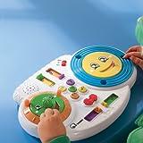 Kidz Delight DJ Danny Musical Toy, White, Baby & Kids Zone