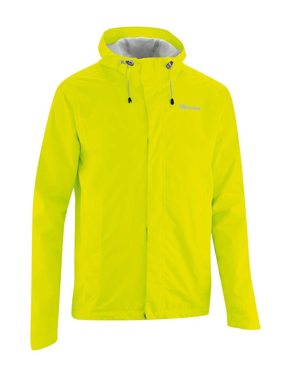 Safety jaune M Gonso Save lumière Veste Homme