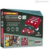 SNES/ Genesis/ NES RetroN 3 Gaming Console 2.4 GHz Edition w/ 4 Game Bundle