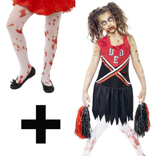zombie cheerleader halloween costume uk superbo ecomvia info