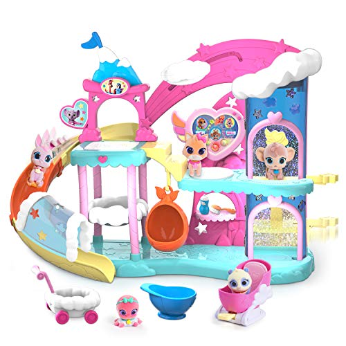 Disney Jr T.O.T.S. Nursery Headquarters Playset with Additional Figures (Amazon Exclusive) Mailer