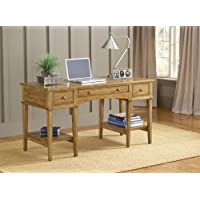 Hillsdale Gresham Desk - Medium Oak