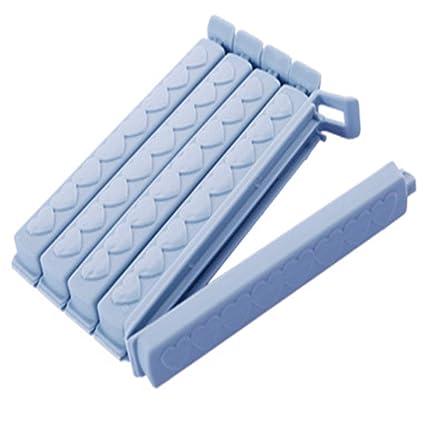 Clips de sellado Pinzas para ropa de plástico creativo Clip ...