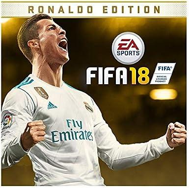 Sony FIFA 18: Ronaldo Edition, PlayStation 4 vídeo - Juego (PlayStation 4): Amazon.es: Videojuegos