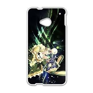 HTC One M7 phone case White Date A Live Yoshino POSSR5770775