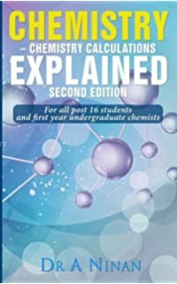 Calculations in Chemistry: A Practical Approach