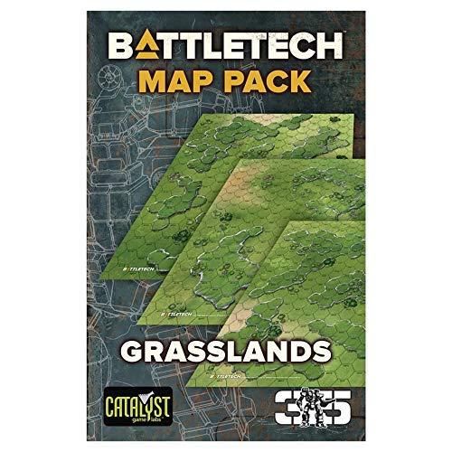 BattleTech マップセット グラスランド B07N4HM8ZD