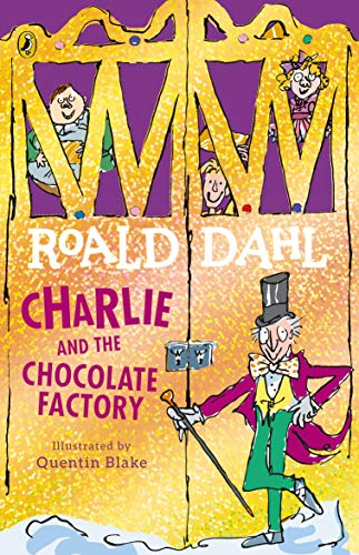 charlie factorys book and the chocolate