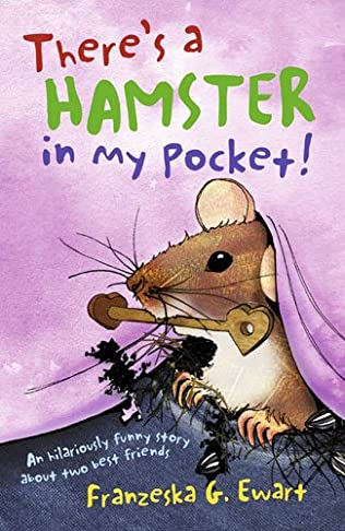 book cover of There\'s a Hamster in My Pocket