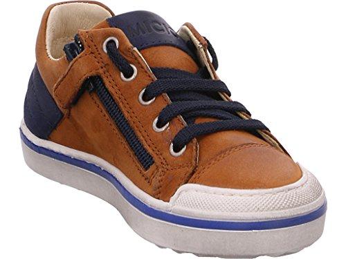 Micio Cognac Cognac 520 De À Ville Garçon Lacets Chaussures Pour wwA4Bqnr