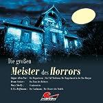 Die großen Meister des Horrors | E. T. A. Hoffmann,Mary Shelley,Bram Stoker