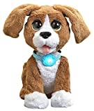 FurReal Friends Chatty Charlie, The Barkin' Beagle, English with Bonus Super hero Costume