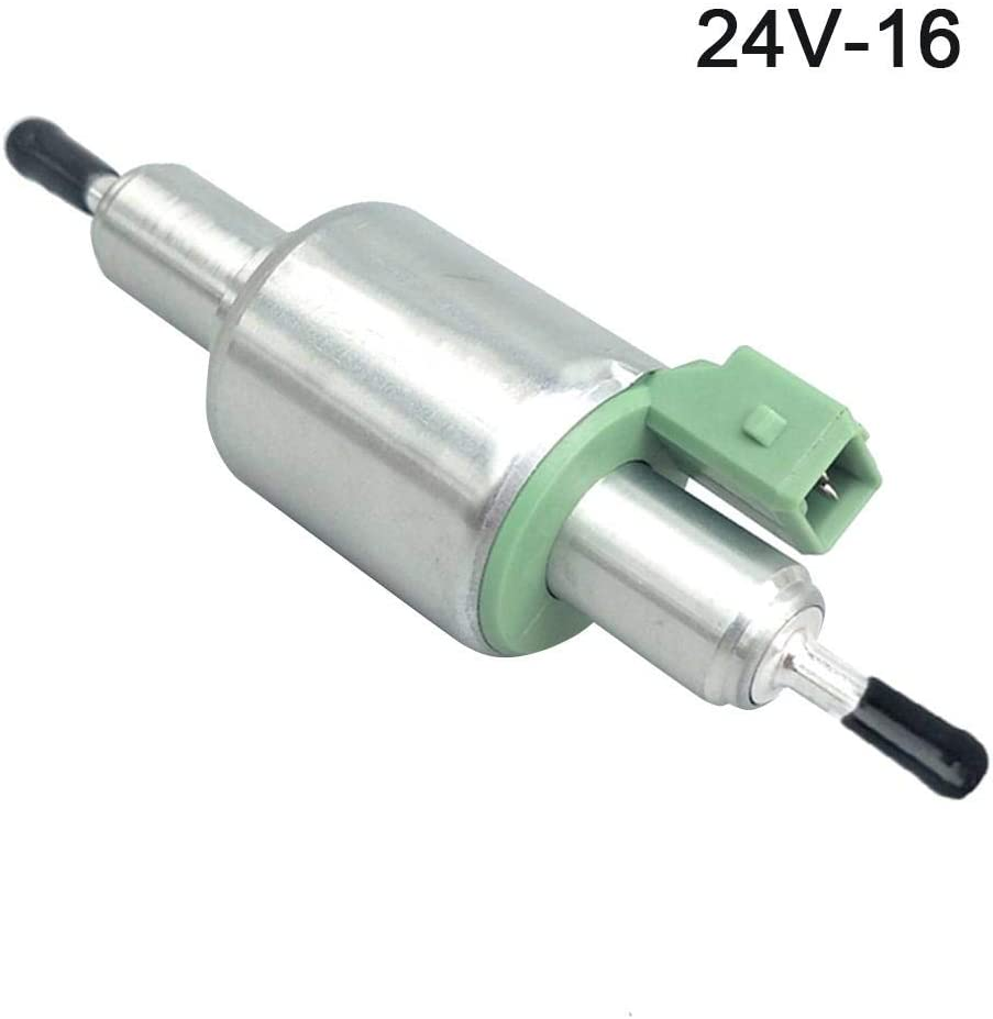 Rosymity 12v 65 Flows Oil Fuel Pump Replacement Fit,Electronic Pulse Pump//Durable//Long Service Life//High Performance for Webasto Eberspacher