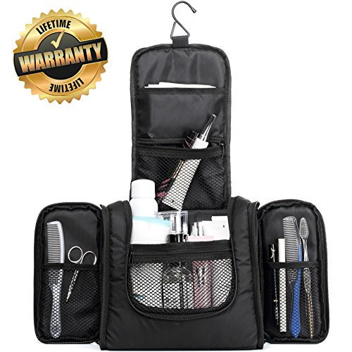 99f0e25ef7 Hanging Toiletry Bag for Men and Women