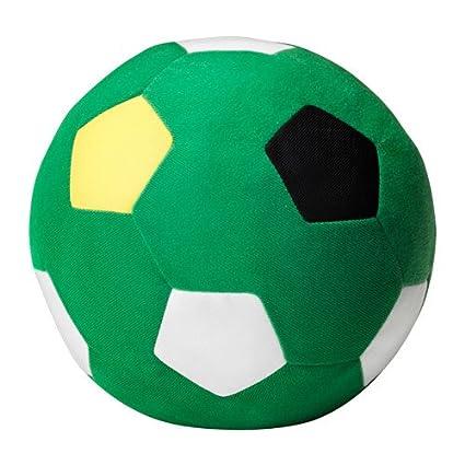 Ikea 2 packs Soft toy, green football, green
