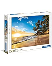 Puzzle High Quality Collection Tropical sunrise 1500