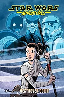 Book Cover: Star Wars Adventures: Destroyer Down