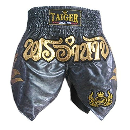 TopTie Muay Thai Shorts, Professional Boxing Trunks