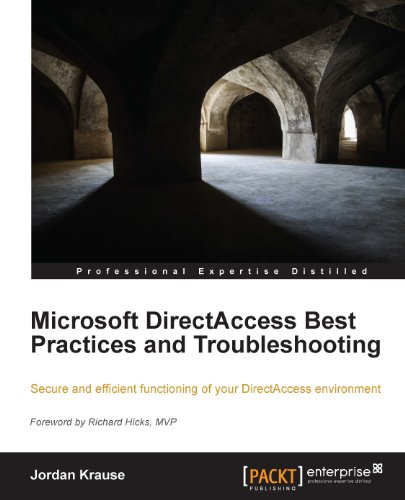 Download Microsoft DirectAccess Best Practices and Troubleshooting Pdf