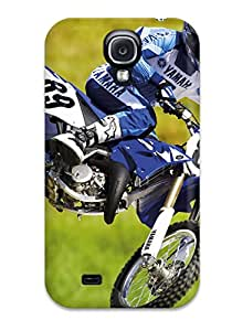 Hot 6497221K57581659 Anti-scratch Case Cover Protective Yamaha Motocross Bike Case For Galaxy S4