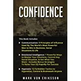Confidence: This Book Includes Communication, Emotional Intelligence, Hypnosis (Human Psychology Series) (Volume 4)