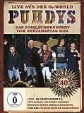 Puhdys - Live aus der O2-World - Das Jubiläumskonzert [2 DVDs]