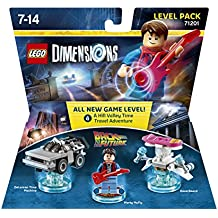 LEGO Dimensions Level Pack (INT) BTTF