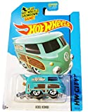 2015 Hot Wheels Hw City - Volkswagen Kool Kombi