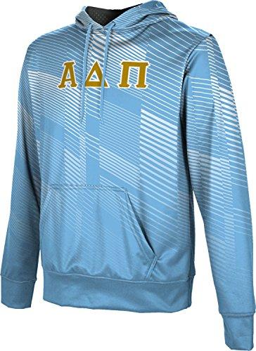 (ProSphere Alpha Delta Pi Men's Pullover Hoodie, School Spirit Sweatshirt (Bold) B87C4)