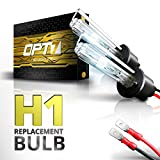 2006 audi a6 ac hid 55 watts - OPT7 2pc Bolt AC H1 Replacement HID Bulbs [8000K Ice Blue] Xenon Light