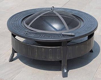 Feuerstelle Garten Rund : Outdoor feuerstelle innenarchitekturkleines ethanol kamin rund mit